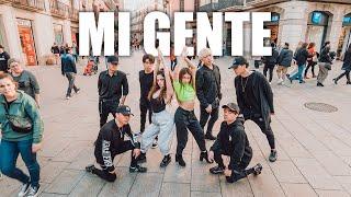 DANCE IN PUBLIC HWASA (화사) X CHUNGHA (청하) - MI GENTE   Dance Cover by DIVERSITY
