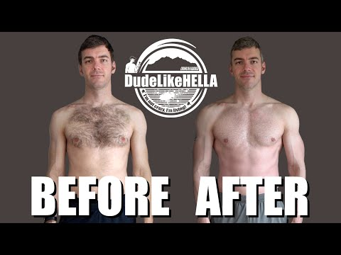 3 month BODY TRANSFORMATION - Alaska Club Challenge
