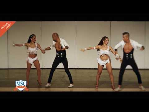 Munich Salsa Congress 2016 presents: Latin Hypnotic from Italy