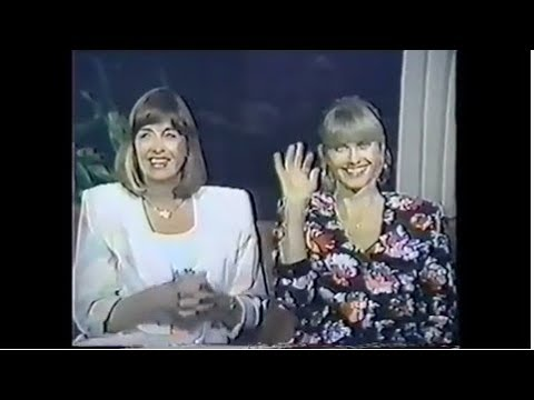 Olivia Newton-John & Pat Farrar: The Bert Newton Show (November 1988)