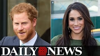 Prince Harry Takes A 1700 Mile Detour To Visit New Girlfriend Meghan Markle
