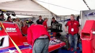 Stockholm Grand Prix 2012 - Intervju Erik Stark