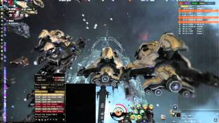 EVE Online: BATTLE OF M-OEE8 (NC. Comms) | CO2 LEAVE CFC | Largest Battle in Gaming History
