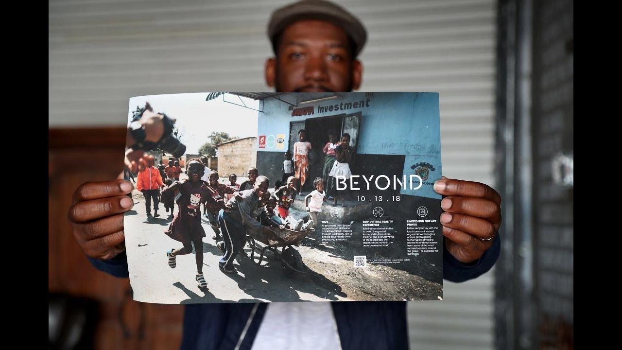 """""""Beyond"""": C&I Studios hosts its first annual non-profit event"""