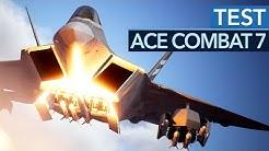 Ace Combat 7 im Test - Auch der Himmel hat Grenzen