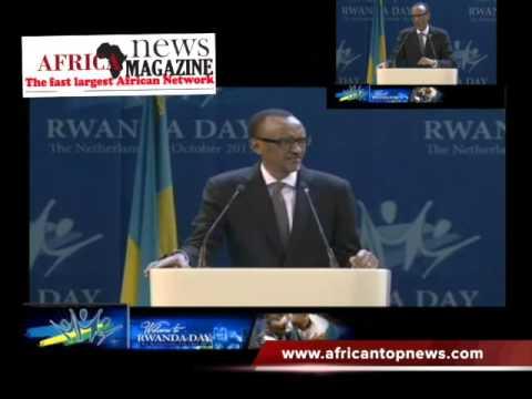 Rwanda Day Netherland Ended