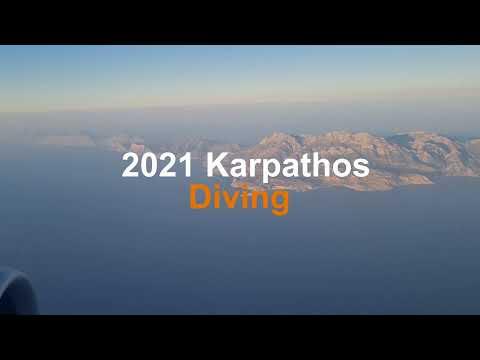 2021 Karpathos diving