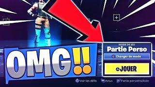[🔴LIVE FORTNITE NOCTURNE] I VAI BE PAPA// PART PERSO // FAQ // INFINITY42WORLD SOUTIEN CODE