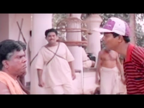 JUNIOR MANDRAKE  Movie Comedy Scene | Jagathy & Indrance  Mental Hospital Comedy Scene
