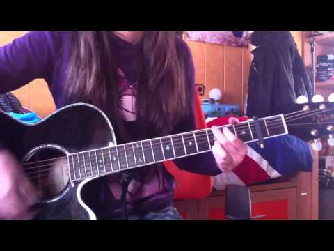 Back To December - Guitar Cover - Taylor Swift