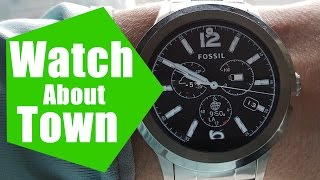 Fossil Q Founder 2.0 Video Review: Who is this for?