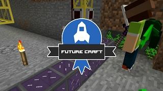 [GEJMR] FutureCraft - ep 99 - Ochutnávací díl a Fialové biopalivo!