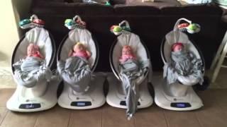 Babies love their MamaRoos!