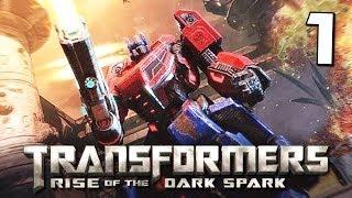 Transformers Rise of the Dark Spark Прохождение — Часть 1: Пролог / Тёмная Искра(Transformers Rise of the Dark Spark Прохождение (Трансформеры Битва за Тёмную Искру прохождение). ➨ Плейлист: http://goo.gl/h9WoL5..., 2014-06-25T14:04:28.000Z)