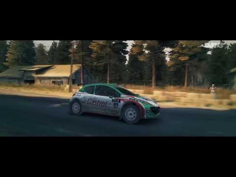 Dirt 3 - When you see your Opponent and use Eurobeat.