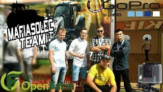 Szybka relacja z Targów Open Farm z MafiaSolec, Bronczek, Seba i Bobson. + zdjęcia z fanami :)