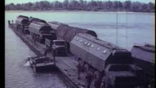 Мы - понтонёры (Док. фильм, об инженерных войсках обеспечивающих переправы) 1988 г.