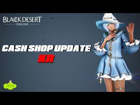 Black Desert Online - Pearlshop Update (June 12th, 2019) [KR