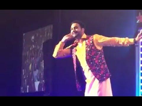 Lakhwinder Wadali Live On VOP Grand Finale...