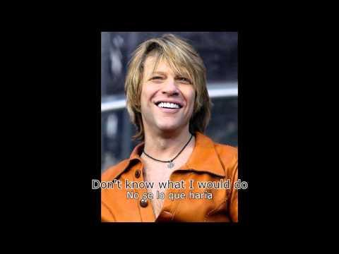 Bon Jovi - Fingerprints (Subtítulos Inglés - Español)