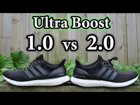 5e2fffbd60b9b Adidas Ultra boost 2.0 On-Feet   Close Up w  Different Pants
