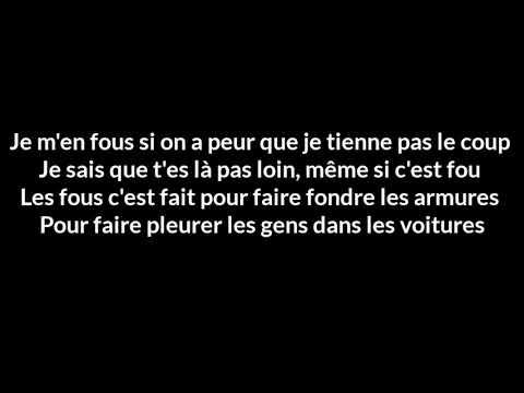 Louane - Si t'étais là ( Paroles / Lyrics )   cover