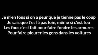 Louane - Si t'étais là ( Paroles / Lyrics ) | cover