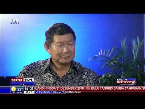 Special Interview with Claudius Boekan: Rupiah Bisa Tembus 18000, Elektabilitas Prabowo Naik #3