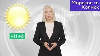 Прогноз погоды в городе Холмск на 1 июня 2021 года