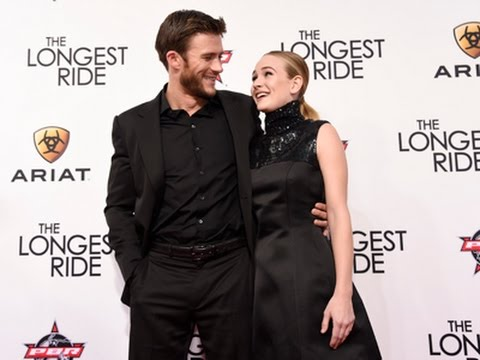 PETA Protest at 'The Longest Ride' Premiere