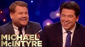 Send To All Showdown With James CordenMichael McIntyre