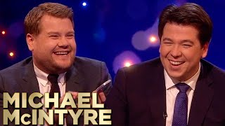 Send To All Showdown With James Corden | Michael McIntyre