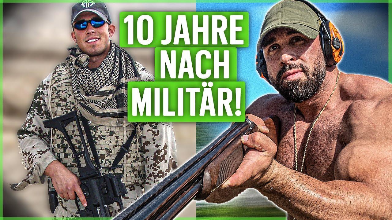 10 Jahre nach dem Militär noch zielsicher genug für die Jagd? | Schießstand Vlog | Kevin Wolter