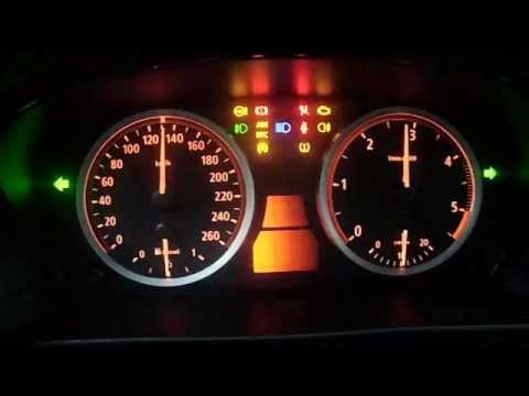 BMW 530d e60 ki test