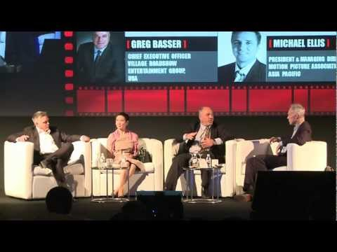Focus on China: Film Co-Production & Financing Panel