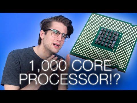 GTX 1080M is real, 93 PETAFLOP Supercomputer, 1,000-core processor