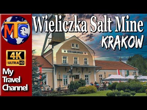 Wieliczka Salt Mine Krakow, Poland
