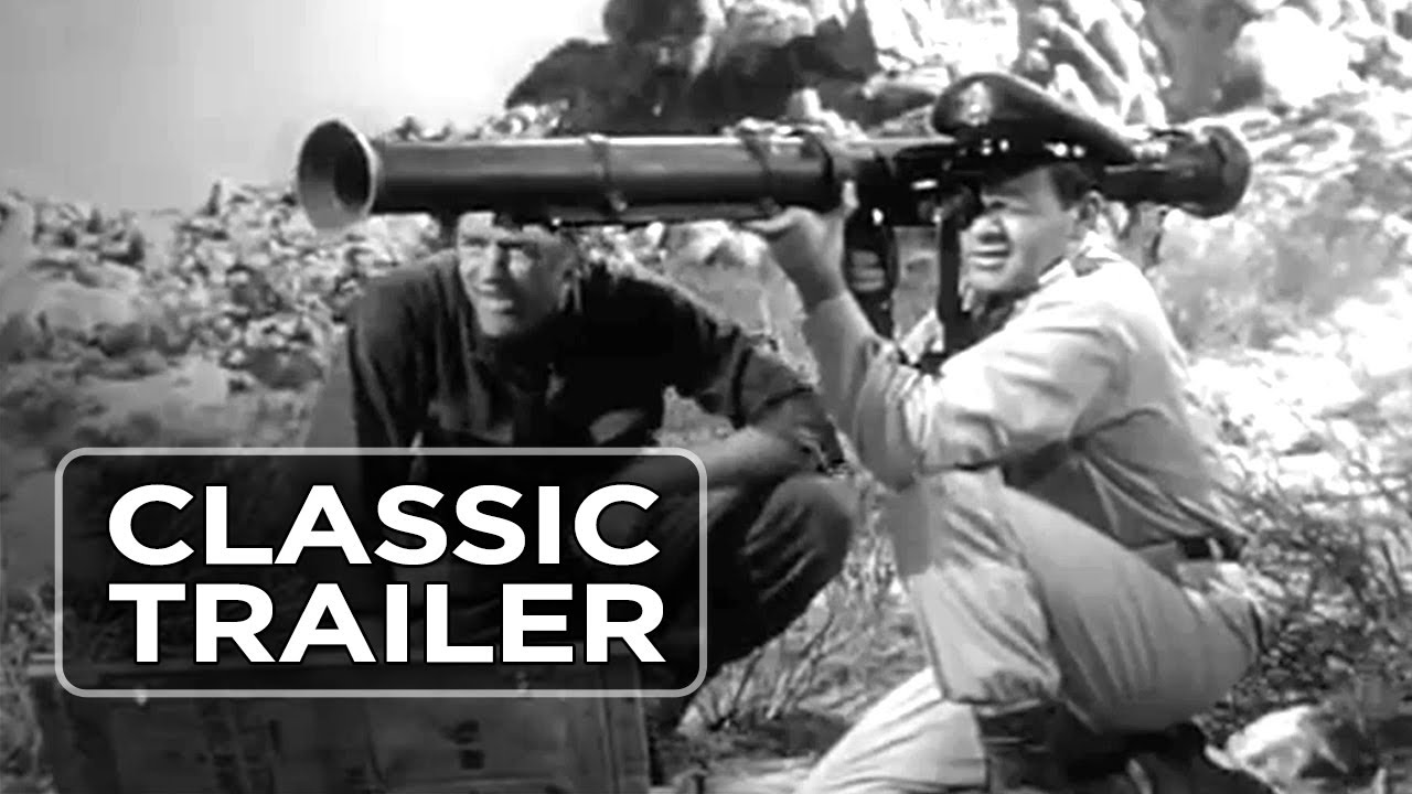 Them 1954 Official Trailer 1 - Sci-Fi Horror Movie -8069