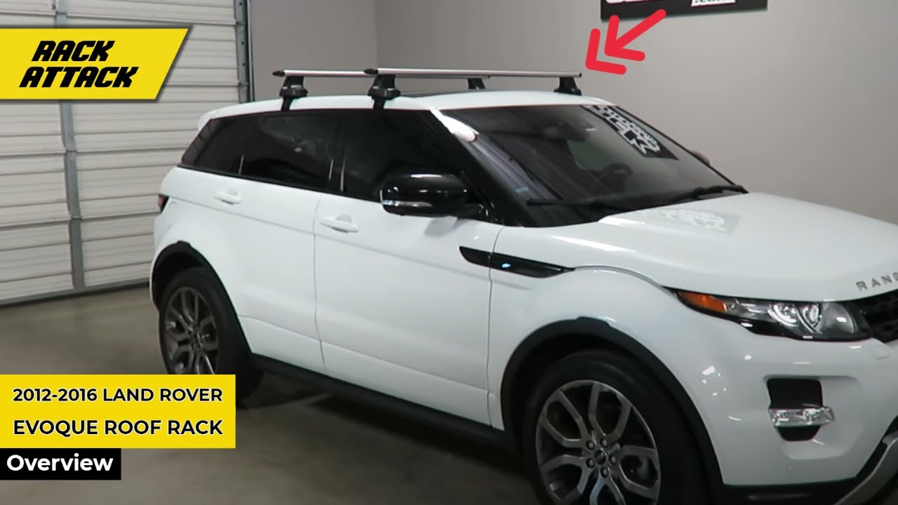 Best Roof Rack For Land Rover Evoque The Thule Rapid