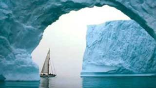 Ledovec Perito Moreno v Argentině