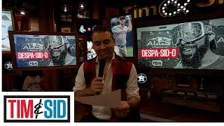 Sid Seixeiro Attempts To Sing Despacito In Spanish | Tim and Sid
