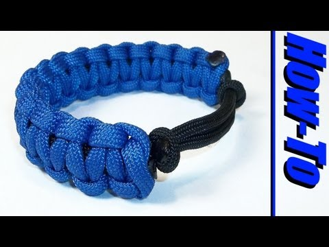 how to make a paracord watch band g shock
