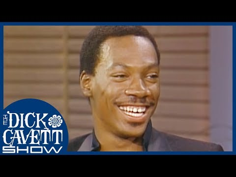 Dick Questions Eddie Murphy On The 'N' Word | The Dick Cavett Show