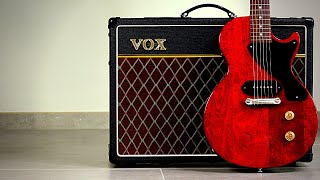 Vox AC15 P90 - classic rock tone at it's best!