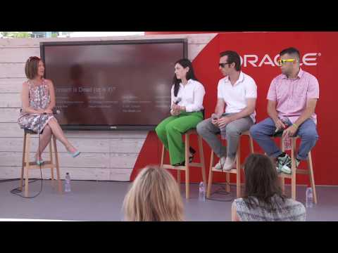Curated Conversation: The Future of Content with Oracle, Vox Media, General Mills and Flipboard