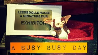 Pudsey dollshouse fair & the Trafford centre