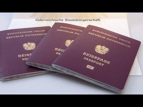 Как получить гражданство австрии гражданину рф