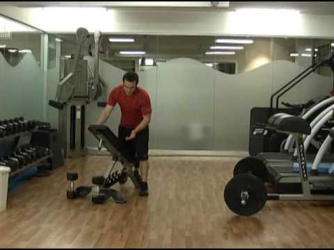 Fat Loss Workouts with TT Reconstruction Workout B