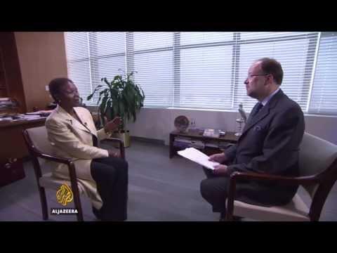 Talk to Al Jazeera - Valerie Amos: 'I feel a sense of shame'