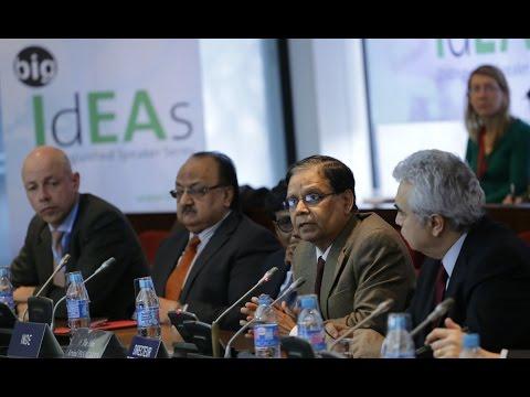 big IdEAs address: Vice-Chairman Arvind Panagariya of NITI Aayog